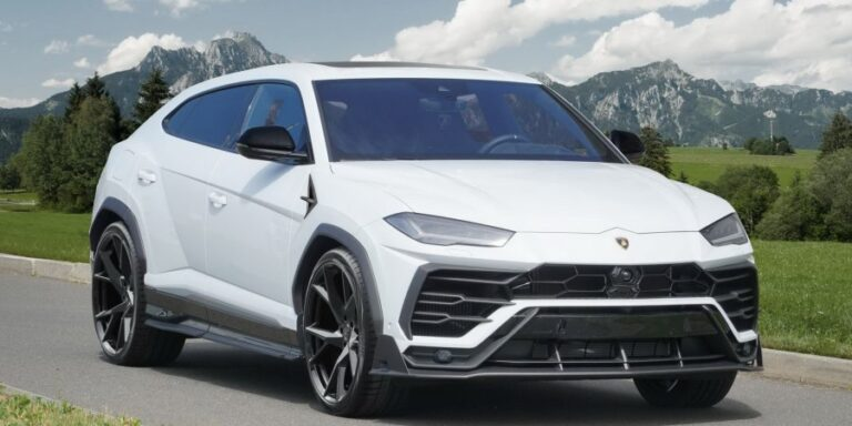 Mansory with new offer for Lamborghini Urus