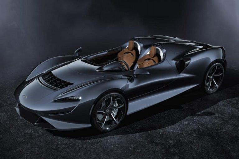 McLaren Launches the 1.66m Euro Supercar, called Elva