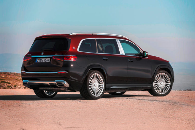 The level of luxury in a car, the Mercedes-Maybach GLS 600 has raised it much higher