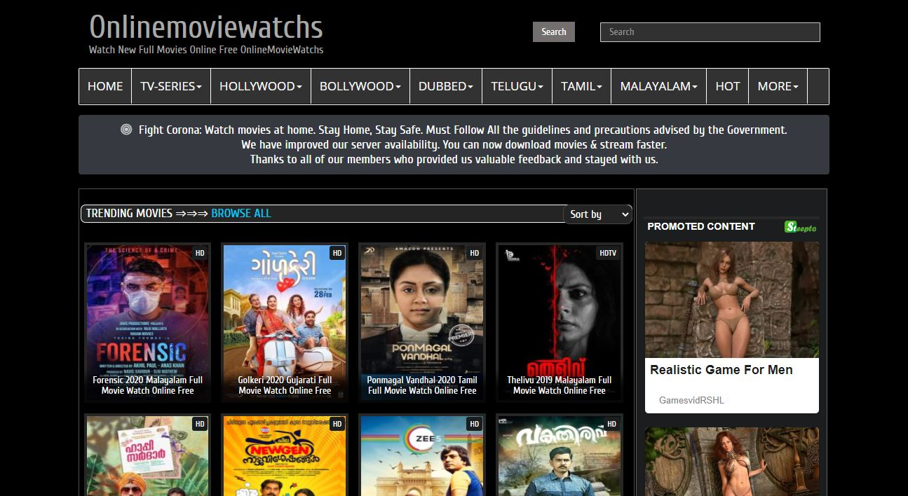 OnlineMovieWatch