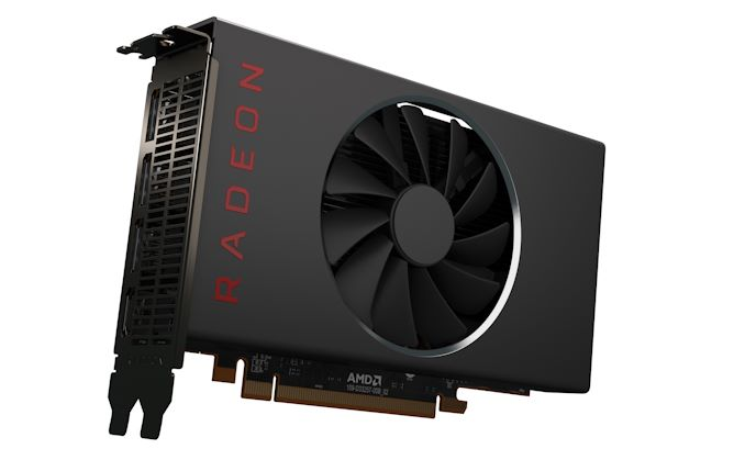 The first information on the performance of Radeon RX 5500 graphics card are here