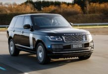 Range Rover's new armored SUV, is AK-47 or AR-15 weapons and bombs resistant