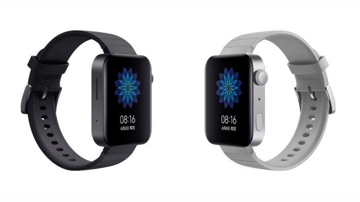 Mi Watch by Xiaomi is almost identical to Apple Watch and at half the price