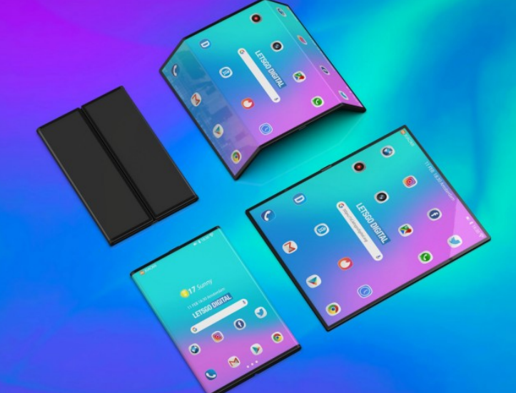 Xiaomi patents the 4-camera foldable phone