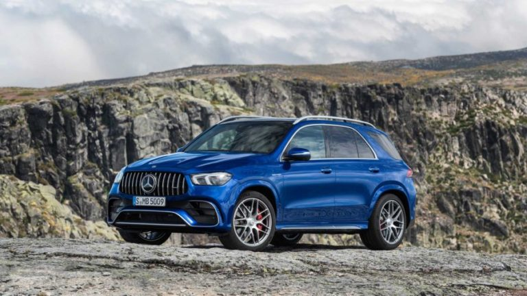 Mercedes-AMG GLE 63 S and GLS 63 debuts with 602 horsepower