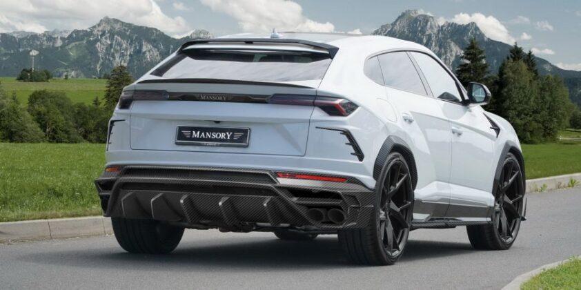 auto Lamborghini Urus Mansory11574874020
