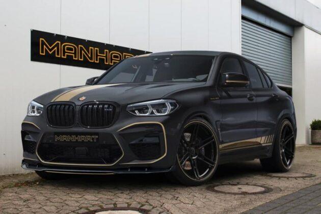 auto Manhart MHX4 600 BMW X4 M F98 Tuning 011574614869