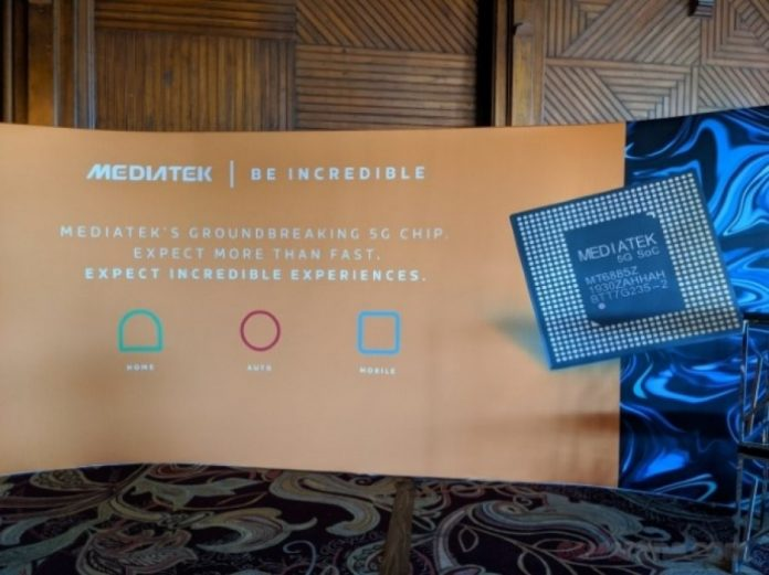 Mediatek and Intel planning to bring 5G for Dell and HP laptops