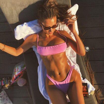 bella hadid in bikini 10 20 2018 instagram pictures 1
