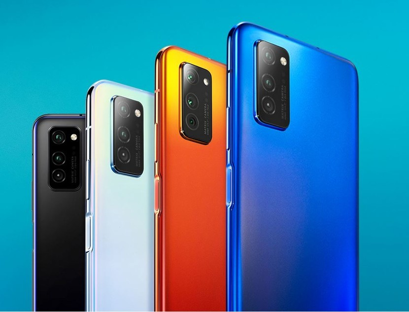 Honor V30 Color Series