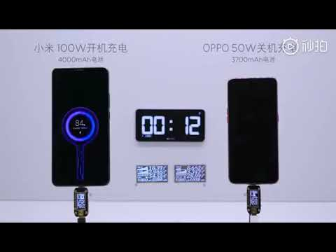 """Xiaomi """"Super Charge Turbo"""" can fully charge your smartphone in just 17 minutes"""