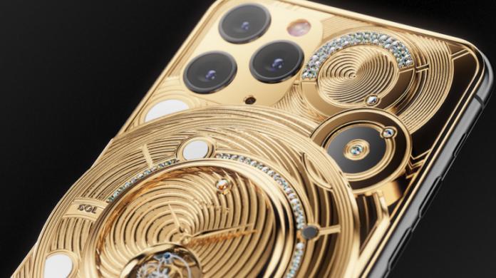 iPhone 11 Pro Discoveri Solarius