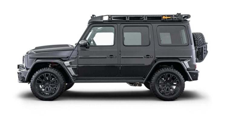 mercedes g class with brabus adventure package 2