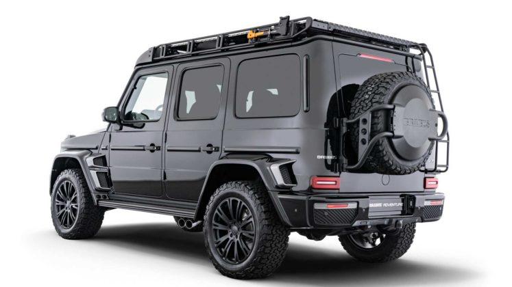 mercedes g class with brabus adventure package 3