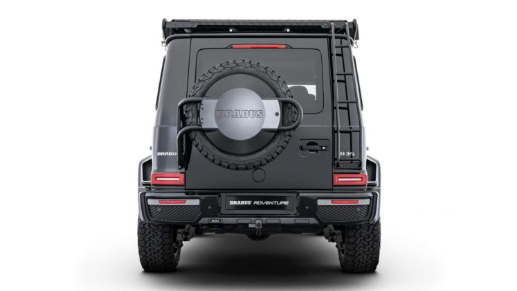 mercedes g class with brabus adventure package 4