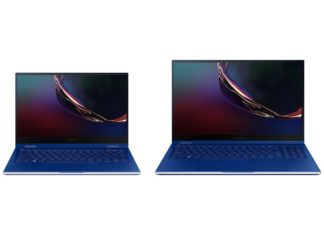 Samsung's new laptops, Galaxy Book Ion and Flex comes with 10th-gen Intel processors and QLED display