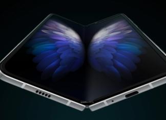 Samsung W20 5G Foldable Phone