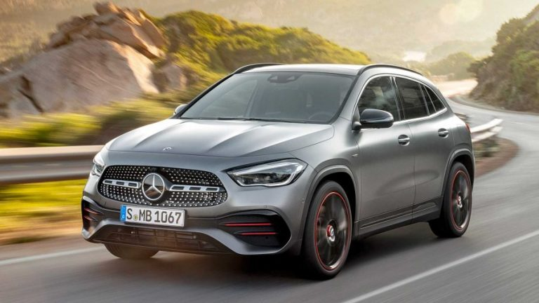 2021 Mercedes GLA Debuts: Comes with Artificial Intelligence and Self-Washing Function
