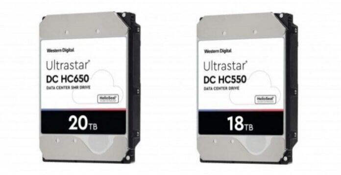 Western Digital 20TB SMR HDD