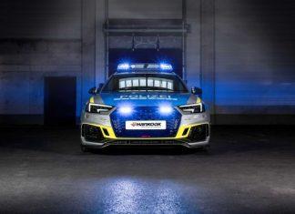 """ABT turns Audi RS4-R Avant into a """"police car"""""""