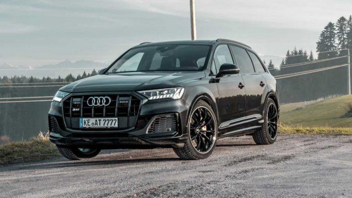Audi SQ7 By ABT