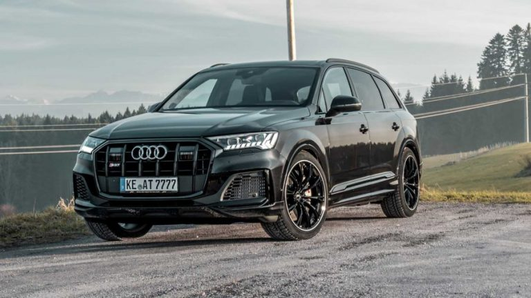 Audi SQ7 by ABT gets 510 HP