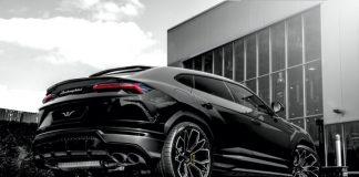 Lamborghini Urus by Wheelsandmore