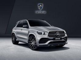Mercedes-Benz GLE by Larte