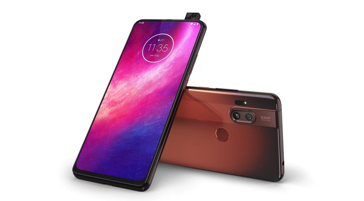 Motorola One Hyper comes equipped with a 4,000mAh battery