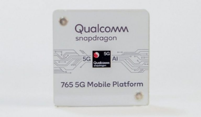 Snapdragon 765 is Qualcomm first chip with integrated 5G modem