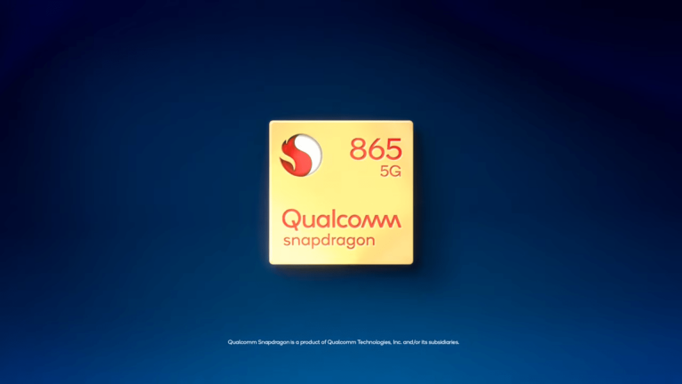 Snapdragon 865, the 2020's most powerful phone processor will not have 5G