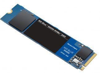 WD Blue SN550 M.2 NVMe SSD