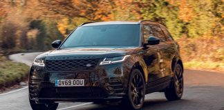 Velar R-Dynamic Black Limited Edition