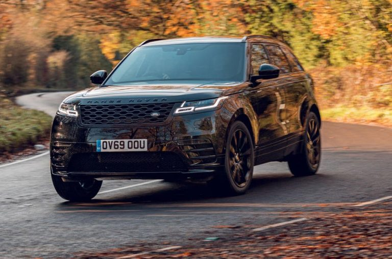 2020 Range Rover Velar R-Dynamic Black Limited Edition Revealed