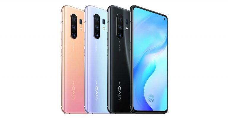 Vivo X30 and X30 Pro are officially launched, bringing 5G and Exynos 980 processor