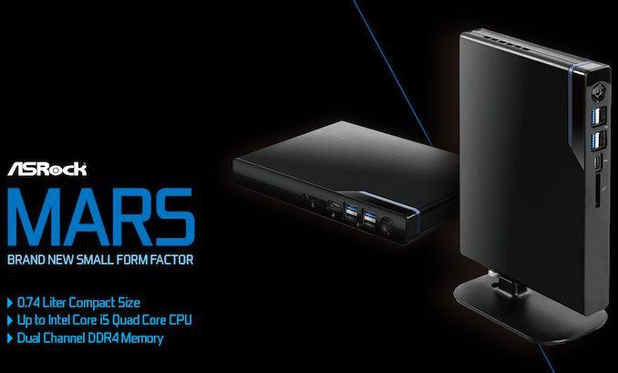 ASRock Mars Compact Mini Series PC