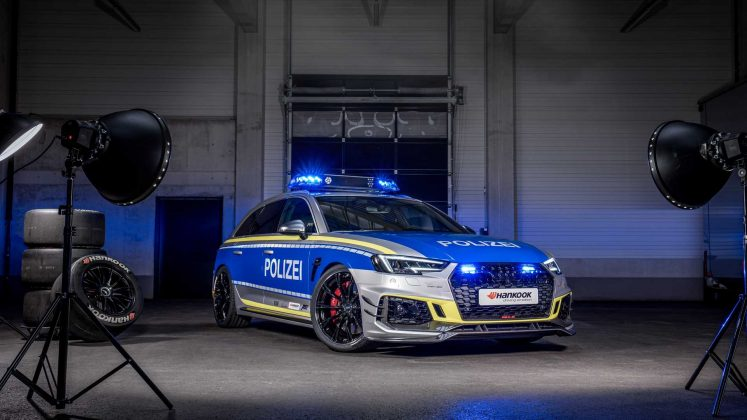 audi rs4 avant by abt for tune it safe campaign 1