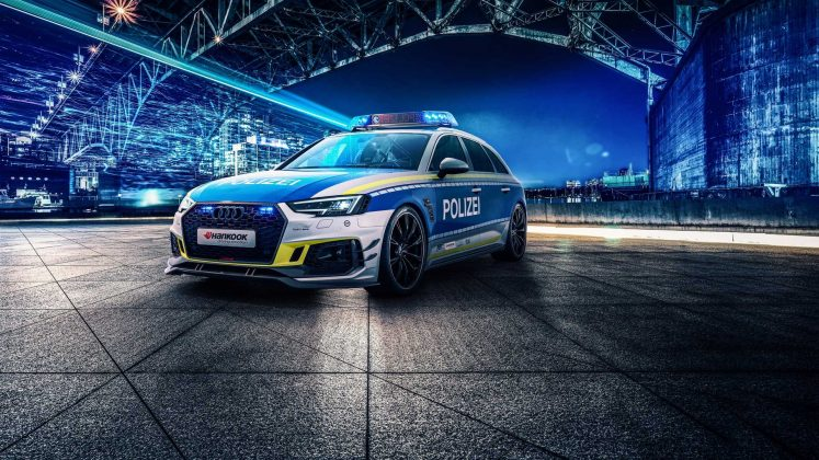 audi rs4 avant by abt for tune it safe campaign 2