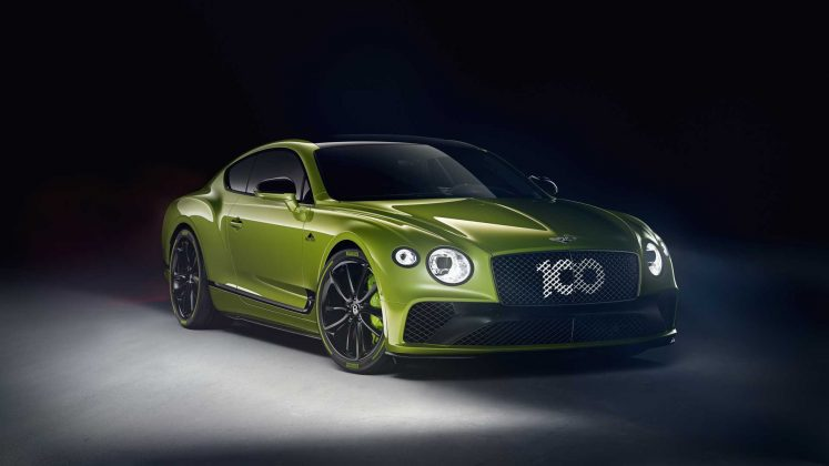 bentley continental gt limited edition pikes peak 1