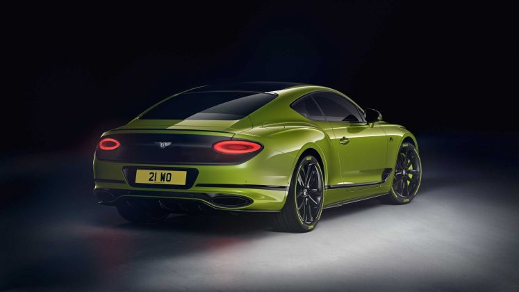 bentley continental gt limited edition pikes peak 2