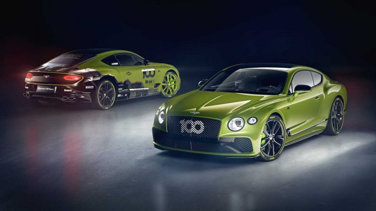 bentley continental gt limited edition pikes peak 4