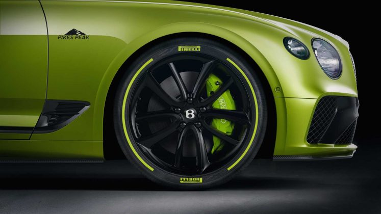 bentley continental gt limited edition pikes peak 5