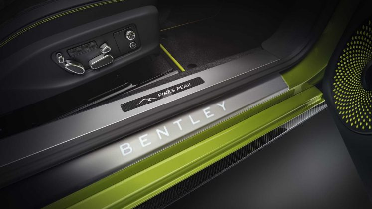bentley continental gt limited edition pikes peak 9