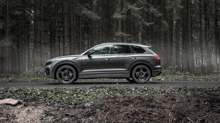 vw touareg v8 tdi by abt 5