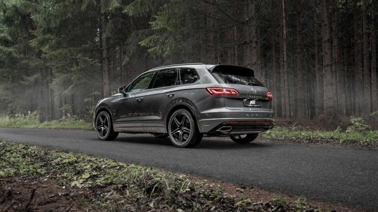 vw touareg v8 tdi by abt 6