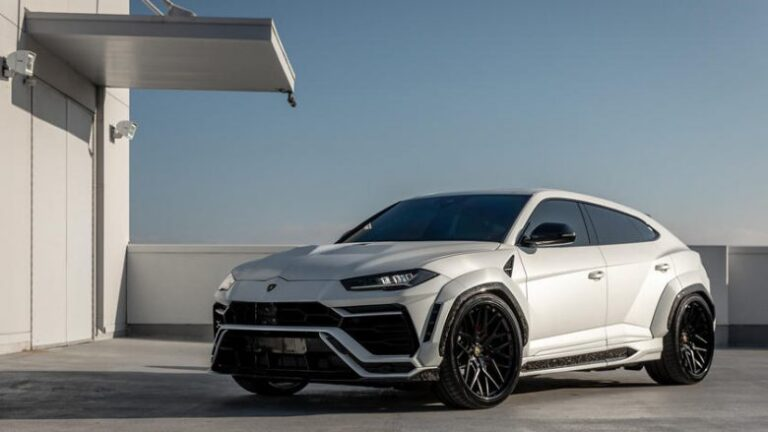 1016 Industries Urus by Novitec Packs 840 HP