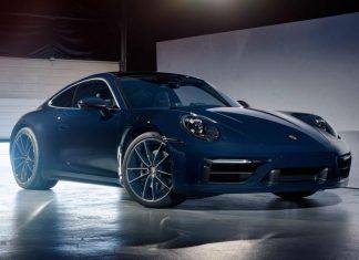 2020 Porsche 911 Belgian Legend Edition