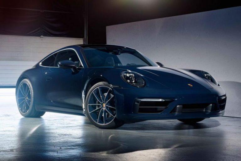 2020 Porsche 911 Belgian Legend Edition unveiled