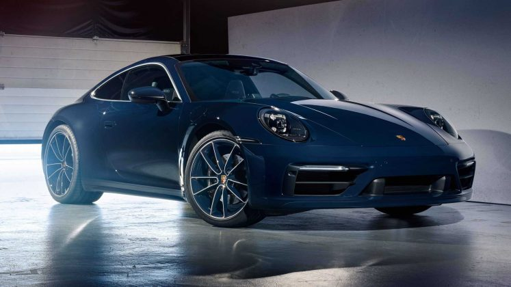 2020 porsche 911 belgian legend edition 1