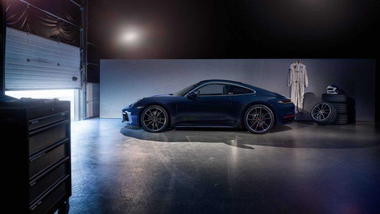 2020 porsche 911 belgian legend edition 2